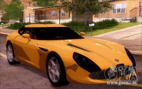 Alfa Romeo TZ3 2011 pour GTA San Andreas