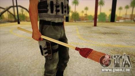 Besen für GTA San Andreas dritten Screenshot