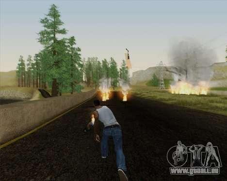 Champagne pour GTA San Andreas sixième écran