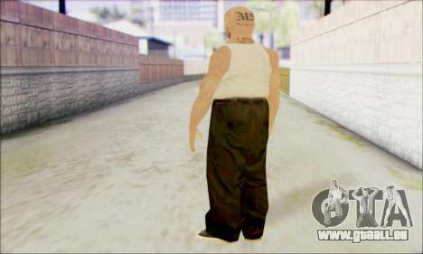 La Mara Salvatrucha Latino 2 für GTA San Andreas zweiten Screenshot