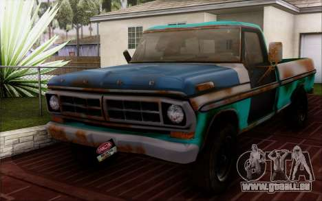 Ford F-150 Old Crate Edition für GTA San Andreas