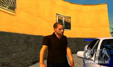 Paul Walker für GTA San Andreas dritten Screenshot