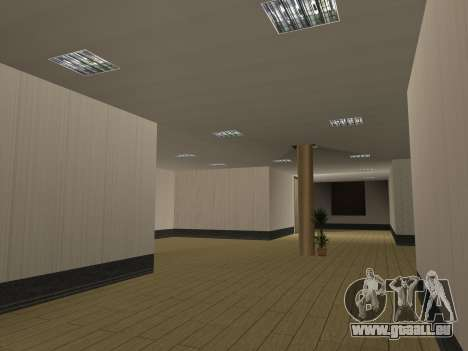 Nouvelles textures intérieur Mairie pour GTA San Andreas septième écran
