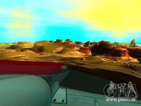 ENBSeries with View Distance pour GTA San Andreas sixième écran