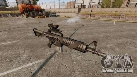 Assault rifle-Colt AR-15 pour GTA 4