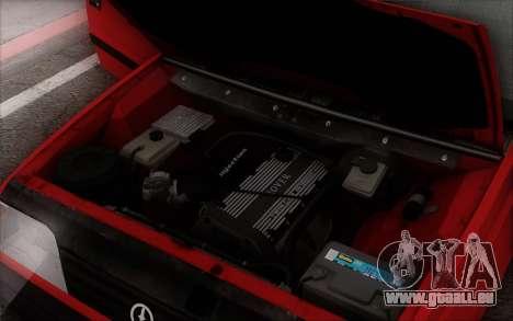 FSO Polonez Caro 1.4 GLI 16V für GTA San Andreas Innen