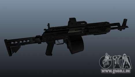 AK-47 Tactical Gunner für GTA 4 dritte Screenshot