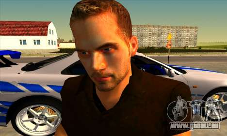 Paul Walker für GTA San Andreas