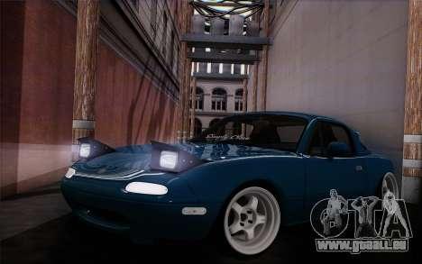 Mazda Miata pour GTA San Andreas