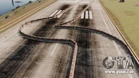 Airport RallyCross Track pour GTA 4 troisième écran