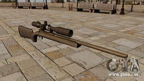 Le fusil de sniper M24 pour GTA 4
