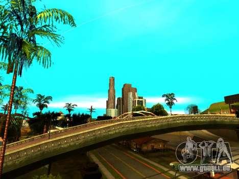 ENBSeries with View Distance pour GTA San Andreas quatrième écran