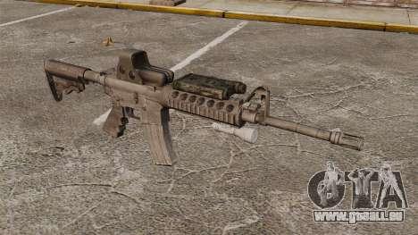 M4 Karabiner SOPMOD v3 für GTA 4