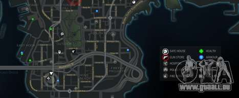 CG4 Radar Map v1.1 für GTA 4