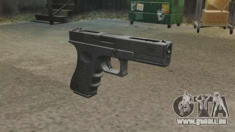 Auto Glock 18C MW2 pour GTA 4