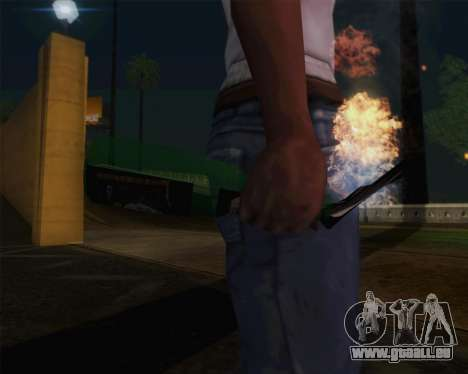 Champagner für GTA San Andreas dritten Screenshot