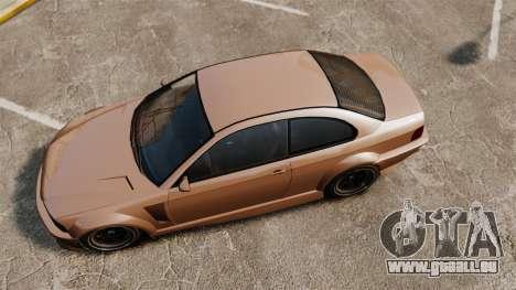 Sentinel RS pour GTA 4 est un droit