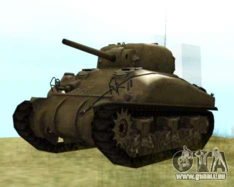 M4 Sherman pour GTA San Andreas