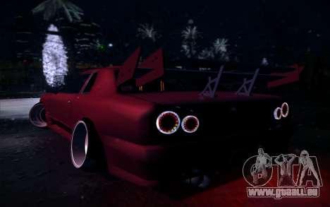 Tuned Elegy pour GTA San Andreas laissé vue