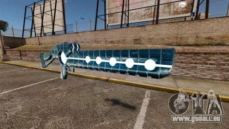 Fusil de chasse Radian pour GTA 4