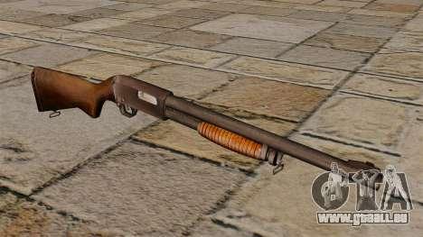 Fusil à pompe Remington pour GTA 4