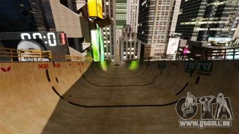 Algonquin Stunt Ramp pour GTA 4 troisième écran