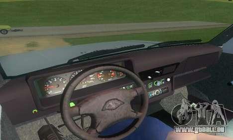 Lada Niva Patrola pour GTA San Andreas vue arrière