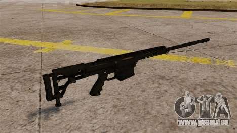Das Barrett M98B-Gewehr für GTA 4 Sekunden Bildschirm