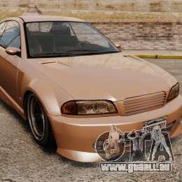 Sentinel RS für GTA 4