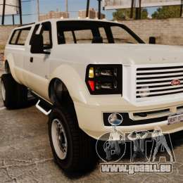 GTA V Vapid Sandking SWB 4500 für GTA 4