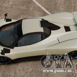 Modena Typhoon pour GTA 4 est un droit
