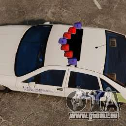 Chevrolet Caprice Police 1991 v2.0 N.o.o.s.e für GTA 4 rechte Ansicht