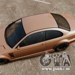 Sentinel RS für GTA 4 rechte Ansicht