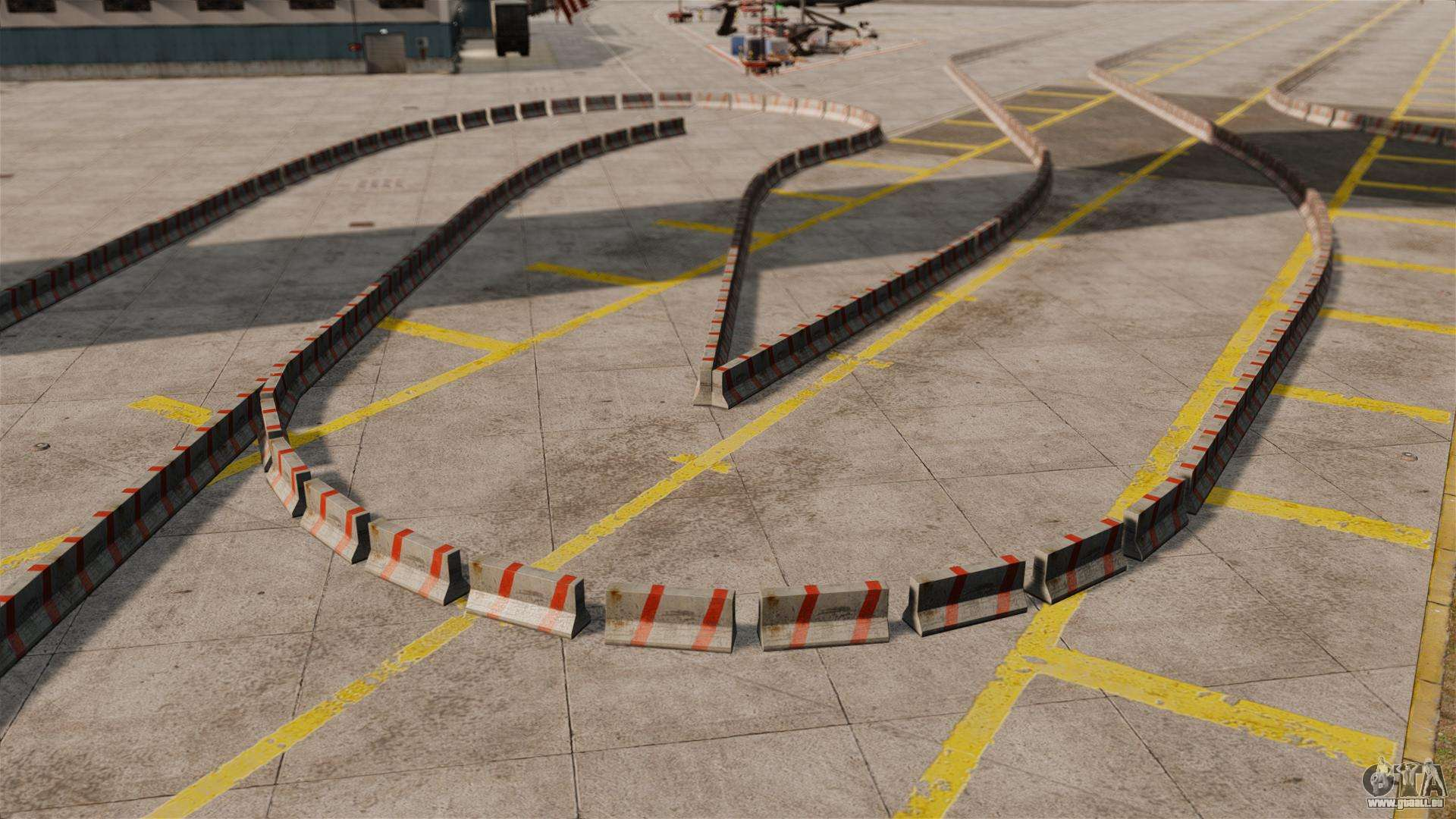 airport rallycross track pour gta 4. Black Bedroom Furniture Sets. Home Design Ideas