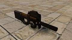 Pistolet mitrailleur P90