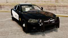 Dodge Charger 2013 LCPD STL-K Force [ELS] pour GTA 4