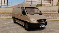 Mercedes-Benz Sprinter 2500 2011 v1.4