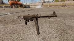 Pistolet mitrailleur MP 40