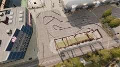 River Side Drift Track