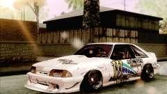 Ford Mustang SVT Cobra 1993 Drift pour GTA San Andreas