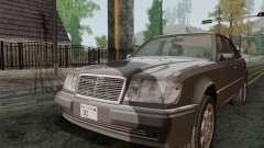 Mercedes-Benz W124 E500 für GTA San Andreas