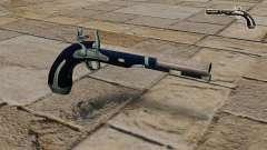 Flint-Lock-Pistole