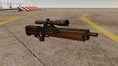 Le fusil de sniper Walther WA 2000