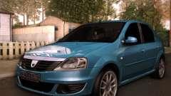Dacia Logan GrayEdit