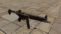 Mitraillette MP5 noir stalker