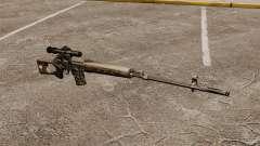 Dragunov Scharfschütze-Gewehr-v2