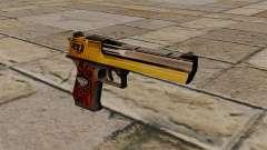 Desert Eagle pistolet spécial