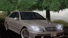 Mercedes-Benz AMG S65 2004