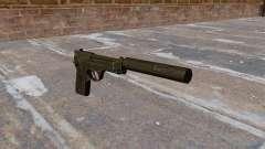 Ladewagen M9 Pistole mit Schalldämpfer