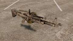 Mitrailleuse polyvalente M60E4